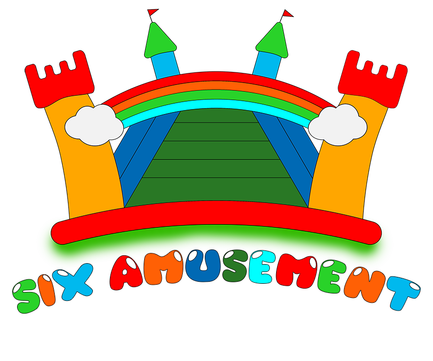 Logo Six Amusement